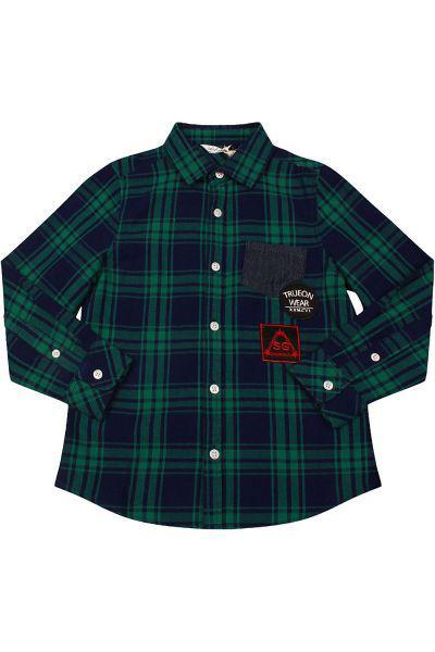 Купить Рубашка, Street Gang, Разноцветный, Хлопок-100%, Мужской