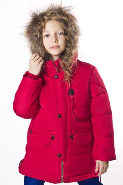 Купить Куртка, MNC, Красный, Полиэстер-100%, Женский
