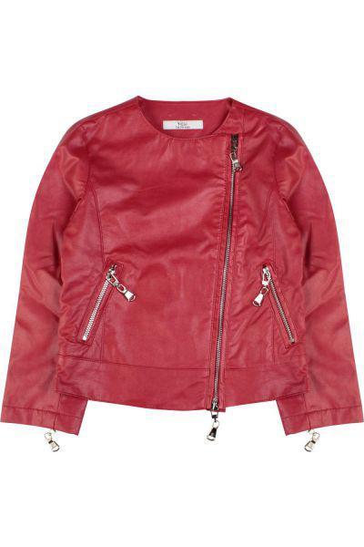 Купить Куртка, Y-clu', Красный, Полиуретан-100%, Женский