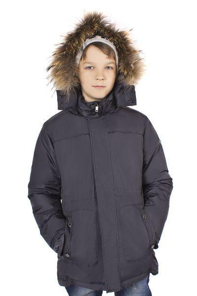 Купить Куртка, Noble People, Серый, Нейлон-100%, Мужской
