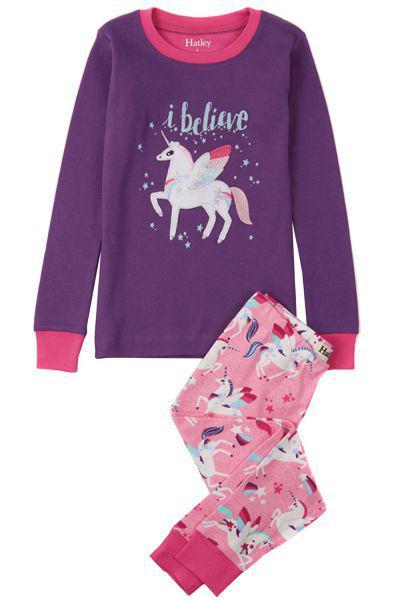 Купить Пижама, Hatley, Разноцветный, Хлопок-100%, Женский