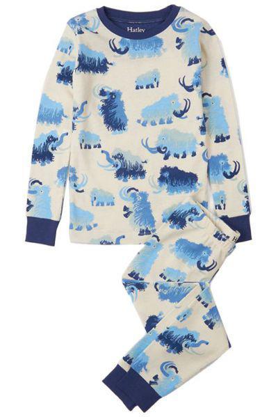 Купить Пижама, Hatley, Белый, Хлопок-100%, Мужской