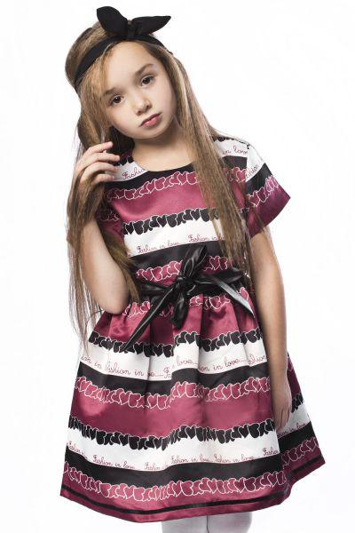 Купить Платье, Y-clu', Разноцветный, Полиэстер-100%, Женский