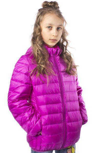 Купить Куртка, MNC, Фиолетовый, Полиэстер-100%, Женский