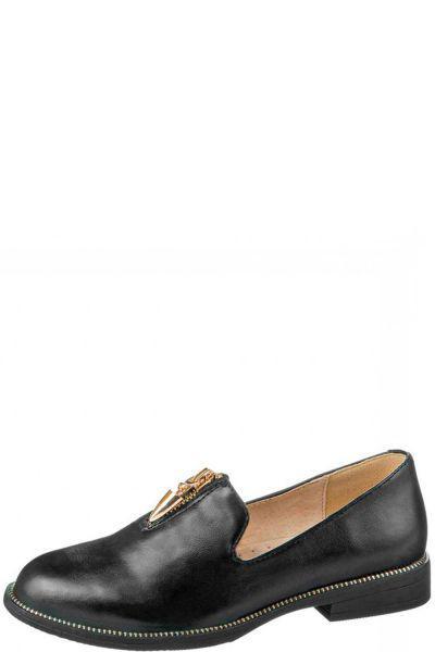 Купить Туфли, Keddo, Черный, Искусственная кожа-100%, Женский