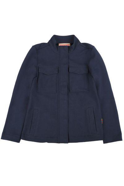 Купить Куртка, Vingino, Синий, Хлопок-50%, Полиэстер-47%, Эластан-3%, Женский