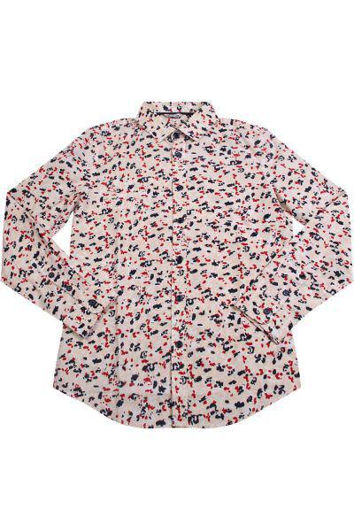 Купить Рубашка, Street Gang, Белый, Хлопок-100%, Мужской