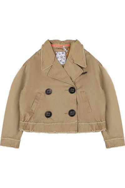 Купить Куртка, Vingino, Бежевый, Полиэстер-100%, Женский