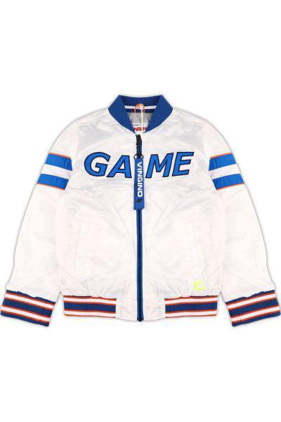 Купить Куртка, Vingino, Белый, Полиэстер-100%, Мужской
