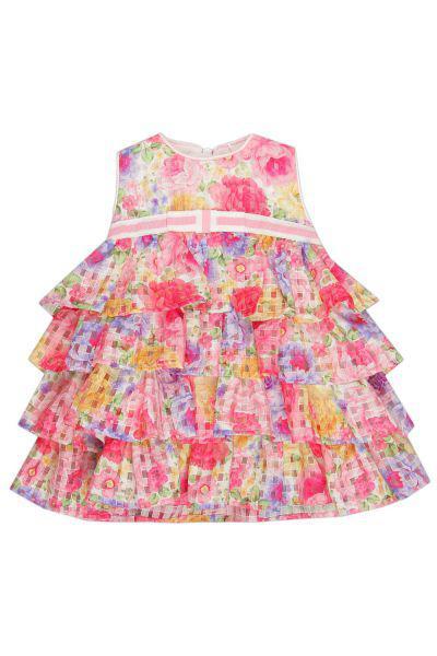 Купить Платье, Y-clu', Разноцветный, Полиуретан-100%, Женский