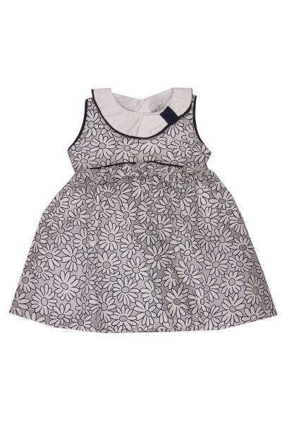 Купить Платье, Gaialuna, Белый, Полиэстер-100%, Женский