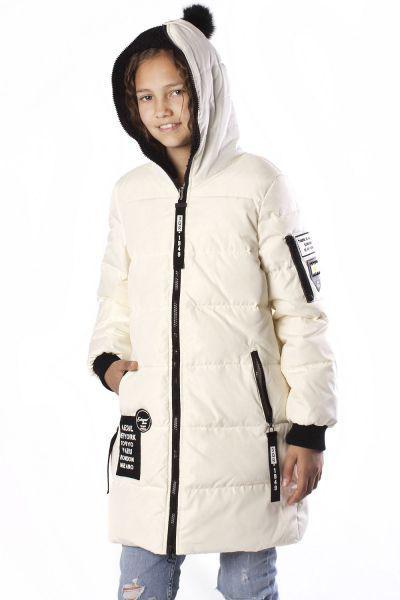 Купить Куртка, MNC, Белый, Полиэстер-100%, Женский