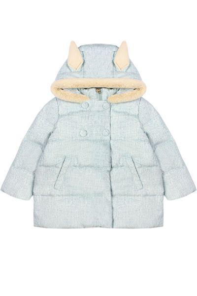 Купить Куртка, MNC, Голубой, Полиэстер-100%, Женский