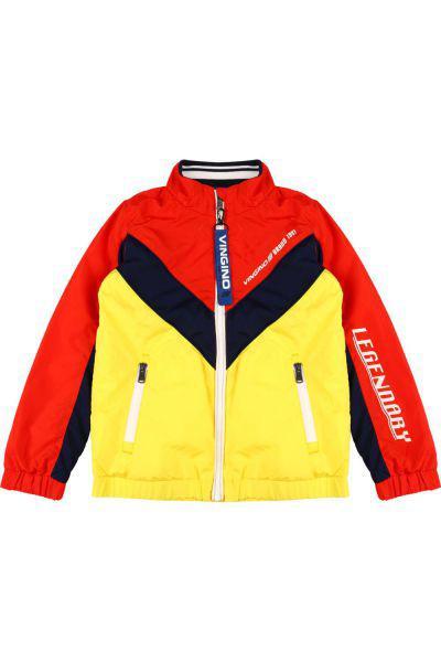 Купить Куртка, Vingino, Разноцветный, Полиэстер-100%, Мужской