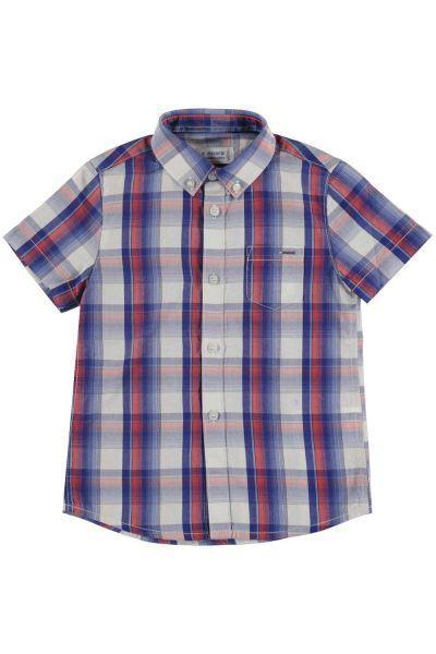 Купить Рубашка, Mayoral, Разноцветный, Хлопок-100%, Мужской