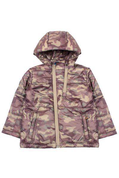 Купить Куртка, Les Trois Vallees, Коричневый, Полиэстер-64%, Нейлон-36%, Мужской
