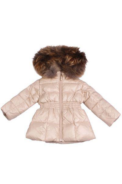 Купить Куртка, Byblos, Бежевый, Хлопок-100%, Женский