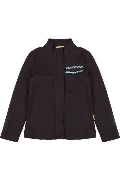 Купить Куртка, Vingino, Черный, Хлопок-50%, Полиэстер-47%, Эластан-3%, Женский