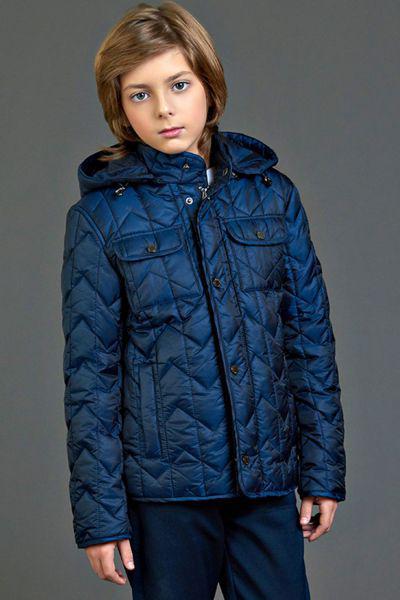Купить Куртка, Les Trois Vallees, Синий, Полиэстер-100%, Мужской